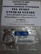 Прокладка клапана egr. Kia: Mohave, Sportage, Bongo, Carnival, Sorento