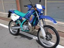 Kawasaki KDX 125. 125 куб. см., исправен, птс, без пробега. Под заказ