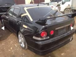 Спойлер. Lexus IS200