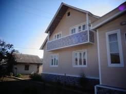 Продам дом в Кавалерово. Зелёная 77, р-н Кавалерово, площадь дома 136 кв.м., скважина, электричество 10 кВт, отопление твердотопливное, от частного л...