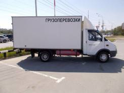 ГАЗ Газель. Газель, 2 300 куб. см., 2 450 кг.