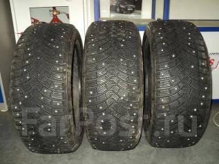 Michelin X-Ice North Xin2. Зимние, шипованные, износ: 5%, 6 шт