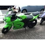 Kawasaki Ninja. 250 куб. см., исправен, птс, без пробега. Под заказ