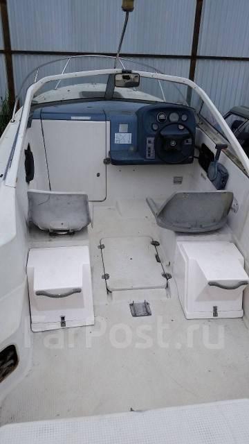 Yamaha FR-21. Год: 1999 год, длина 6,50м., двигатель подвесной, 115,00л.с., бензин