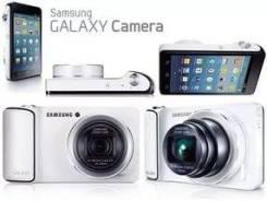 Samsung Galaxy Camera. 15 - 19.9 Мп, зум: 14х и более