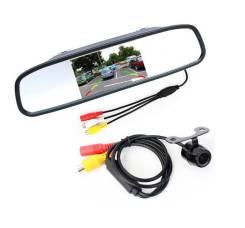 Зеркало заднего вида с экраном и камерой. Под заказ из Кемерово