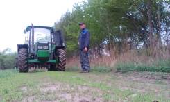 Водитель трактора. Среднее образование, опыт работы 11 лет