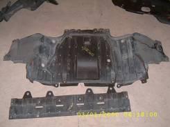 Защита двигателя. Honda Insight, ZE2