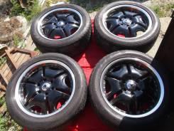 Комплект королевских колес с полкой R20. 8.5x20 6x139.70 ET35 ЦО 101,0мм.