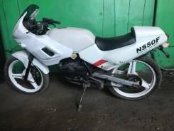 Honda NS 50F. 50 куб. см., исправен, без птс, с пробегом