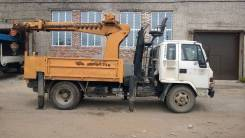 Isuzu Forward. Продам автобуровую Isuzy Forward, 7 100 куб. см., 5 000 кг.