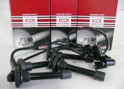 Высоковольтные провода. Honda: Odyssey, CR-V, Orthia, Integra, Domani, Ballade, S-MX, Stepwgn, Prelude Двигатели: B18B3, B18B1, B18B4, F22Z6, F22Z5
