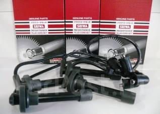 Высоковольтные провода. Honda: Ballade, Prelude, Orthia, CR-V, S-MX, Civic, Domani, Integra, Stepwgn Двигатели: B16A6, B18B4, D15Z4, D16Y9, F20A4, F22...