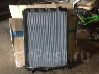 Радиатор охлаждения двигателя. Камаз 6520