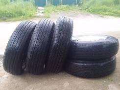 Bridgestone Duravis. Летние, 2010 год, износ: 30%, 4 шт