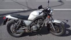 Yamaha SRX 400. 400 куб. см., исправен, птс, с пробегом