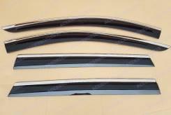Ветровик. Nissan X-Trail, NHT32, HT32, T32, NT32, HNT32