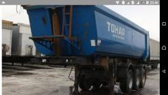Тонар. Продам полуприцеп тонар, 34 000кг.