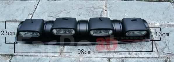 Фара дополнительного освещения. Lexus: LX470, ES250, GS350, RX400h, LS430, GS450h, NX200t, NX300h, LS460L, GX460, GS430, IS200, RX330, RX200t, ES200...