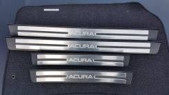 Накладка на порог. Acura RL Acura Legend Honda Legend, KB1, KB2