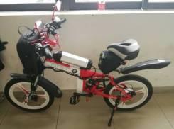 Электрический велосипед BMW X6 350v. Под заказ