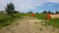 Продам земельный участок 8 соток в Арсеньеве. 800 кв.м., собственность, электричество, вода, от агентства недвижимости (посредник)