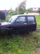 Кабина. Toyota Hilux Pick Up