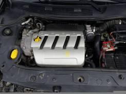 Механическая коробка переключения передач. Renault Megane Двигатель F4R