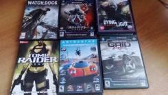 Игры для PC.
