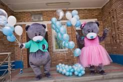 Мишки Тедди организация выписки из роддома годовасия, день рождения