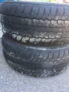 Dunlop Grandtrek AT22. Всесезонные, 2012 год, износ: 30%, 2 шт
