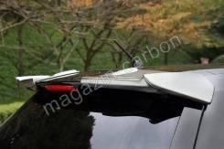 Накладка на спойлер. Nissan X-Trail