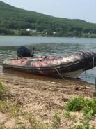 Продам риб. Год: 2000 год, длина 4,50м., двигатель подвесной, 1,00л.с., бензин
