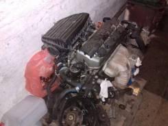 Двигатель в сборе. Honda Stream Двигатель D17A