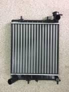 Радиатор охлаждения двигателя. Hyundai Accent, Sedan, LC2, LC, SEDAN Hyundai Verna Двигатели: G4ECG, G4EB, G4EA, G4EK
