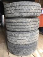 Bridgestone Duravis R630. Летние, 2013 год, износ: 50%, 4 шт