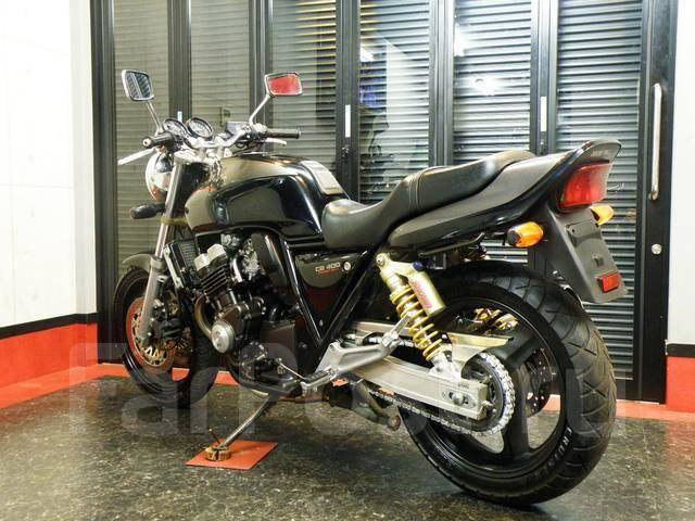 honda cbr 400 заказ с японии