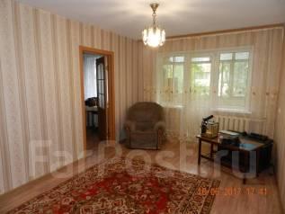 2-комнатная, улица Кутузова 8б. Вторая речка, агентство, 44 кв.м.