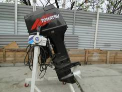 Tohatsu. 90,00л.с., 2х тактный, бензин, нога X (635 мм), Год: 2006 год