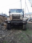 Краз 260. Продам . Манипулятор для леса СФ-65, 16 000 куб. см., 12 000 кг.