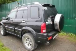 Suzuki Grand Vitara. автомат, 4wd, 2.0 (128 л.с.), бензин, 154 000 тыс. км