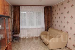 1-комнатная, улица Терешковой 16. Чуркин, частное лицо, 33 кв.м. Комната
