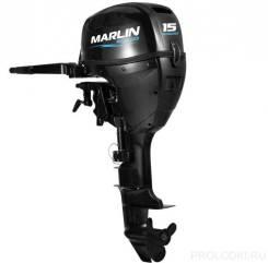 Marlin. 15,00л.с., 4х тактный, бензин, нога S (381 мм), Год: 2017 год