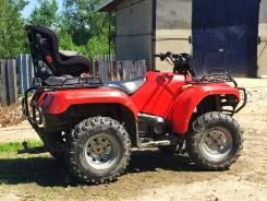 Forsage ATV 500. исправен, есть птс, с пробегом
