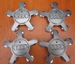 """Заглушки для литых дисков AUDI 4F0601165N. Диаметр 17"""", 40шт"""