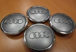 """Заглушки для литых дисков AUDI 4B0601170A. Диаметр 17"""", 20шт"""