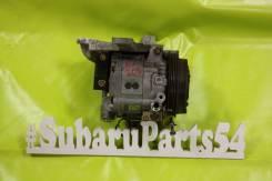 Компрессор кондиционера. Subaru Forester, SG5, SG9, SG, SG69, SG9L Двигатель EJ205