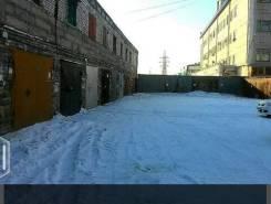 Гаражи капитальные. улица Вагонная 30, р-н Комсомольск-на-амуре, 18 кв.м., электричество, подвал.