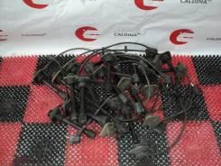 Высоковольтные провода. Toyota: Sprinter, Corsa, Caldina, Corolla II, Corolla, Tercel, Cynos, Raum, Starlet Двигатели: 4EFE, 5EFE