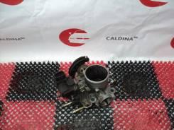 Заслонка дроссельная. Toyota: Sprinter, Corsa, Caldina, Corolla II, Corolla, Tercel, Cynos, Starlet Двигатели: 4EFE, 5EFE